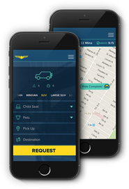 Eastern Car Service App Now Avaiable